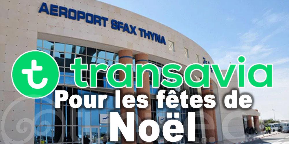 Transavia France reliera Sfax à Paris-Orly en décembre