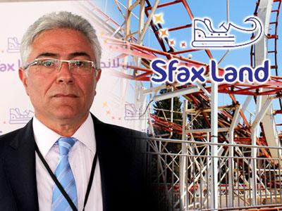 Naim Hobeika présente le Sfax Land, pour le bonheur des grands et des petits