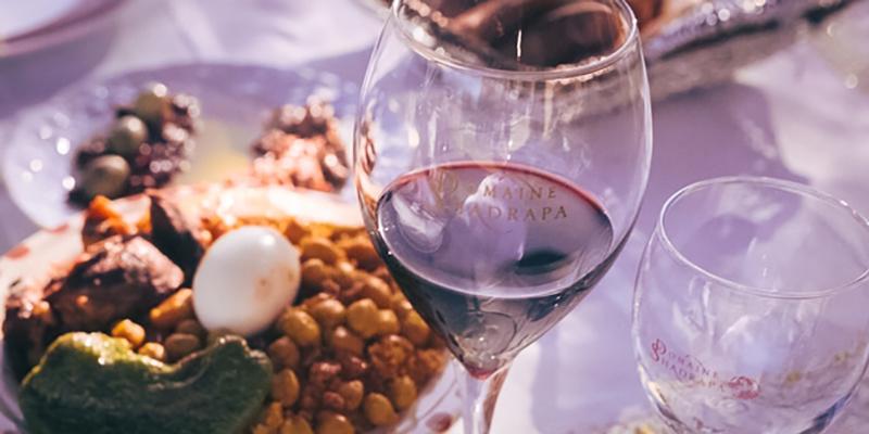 Domaine Shadrapa, où le vin tunisien semble n'avoir jamais été aussi bon