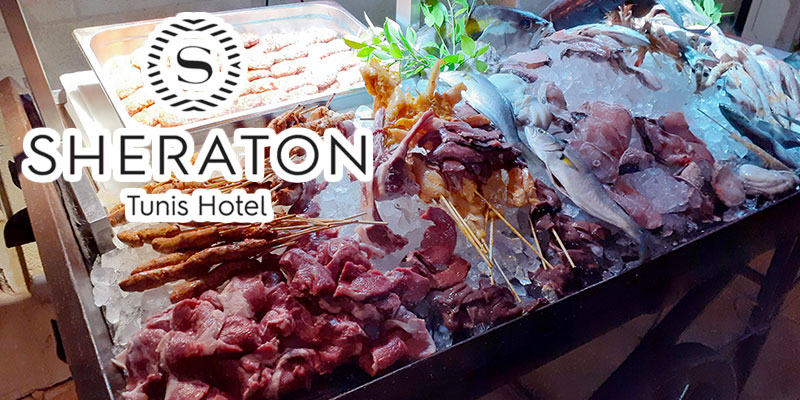 Le meilleur Bon Plan Barbecue est au Sheraton Tunis