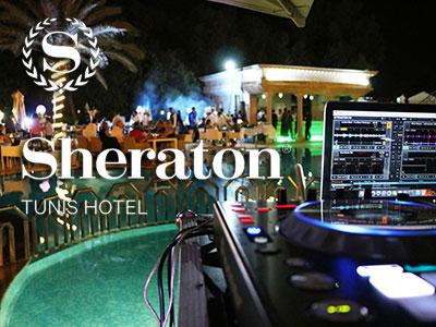 En vidéo : Le Méga BBQ Party du Sheraton Tunis Hotel
