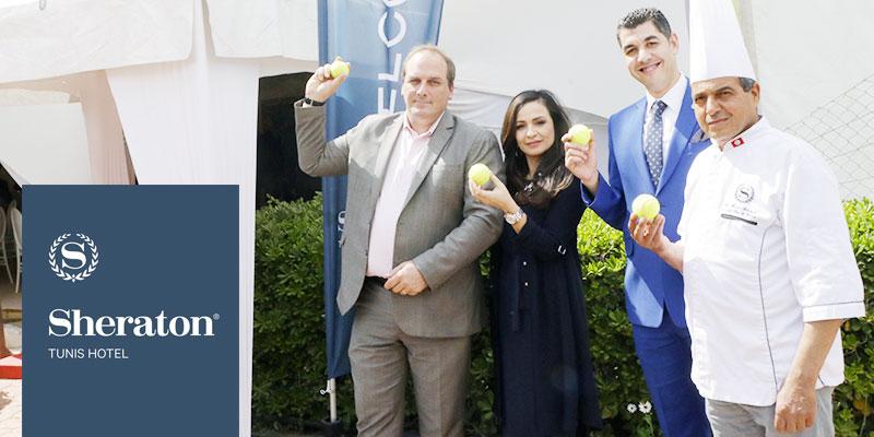 En vidéo : Le Sheraton Tunis partenaire du Tunis Open pour la Gastronomie et l'Hébergement