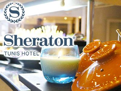 En vidéo : Découvrez la richesse de l'Iftar du Sheraton Tunis Hotel