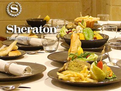 En vidéo : Découvrez l'Iftar à la carte au restaurant tunisien Walima du Sheraton Tunis