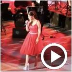 En vidéo : Concert de Shirine Abdelwahab à Carthage