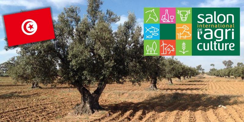 Journée de la Tunisie au Salon international de l'agriculture à Paris le 25 février