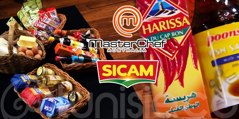 La Harissa du Cap Bon 'SICAM' sur MasterChef World