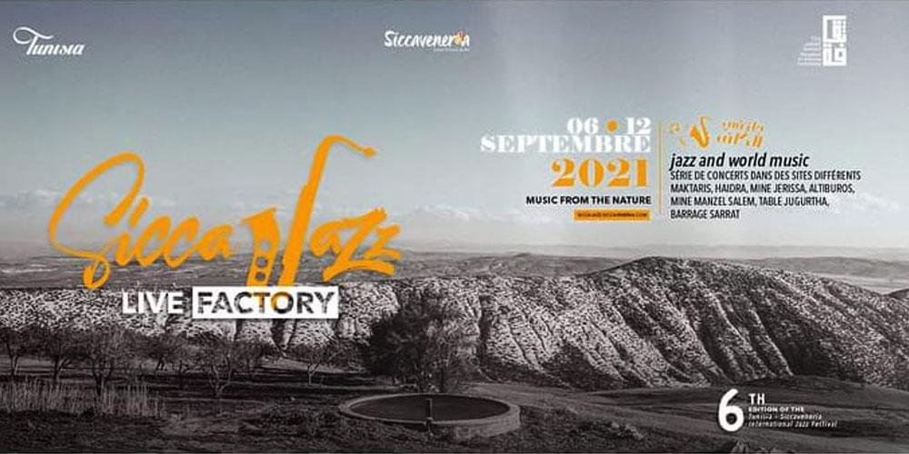 SiccaJazz, une édition qui conjugue musique et patrimoine