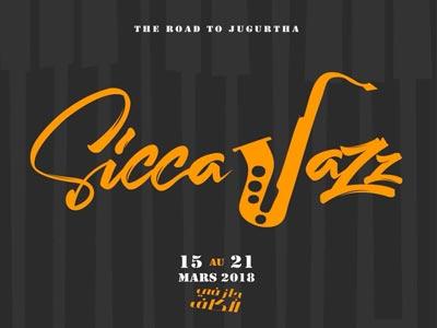 Découvrez le programme de la 4ème édition du festival Sicca Jazz du 15 au 21 mars au Kef