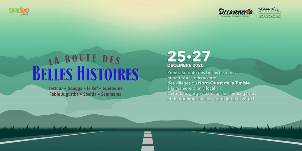 Prenez la route des belles histoires et partez à la découverte du Nord-Ouest