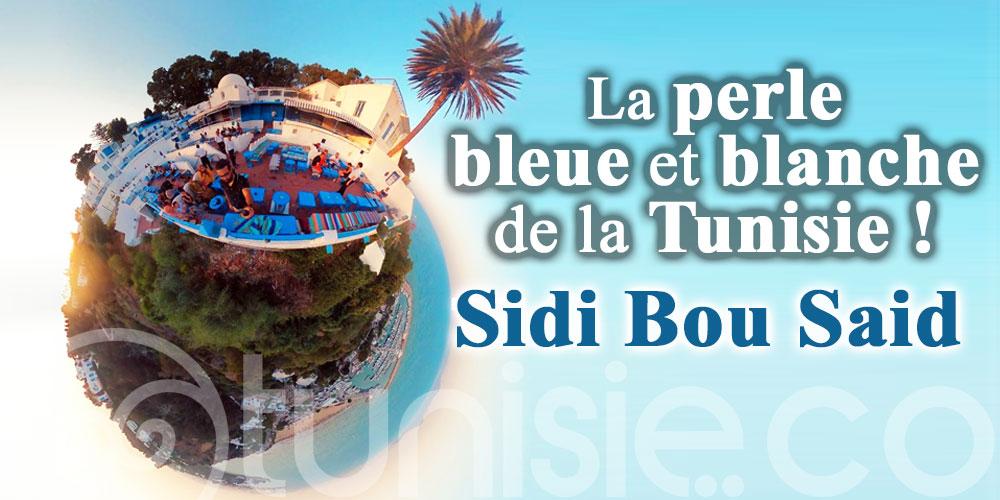 En photos: la perle bleue et blanche de la Tunisie !