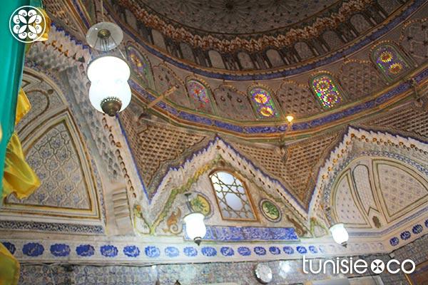 20 photos qui résument la splendeur de la Zaouia Sidi Brahim Riahi, maître de la Tijania à la Médina de Tunis