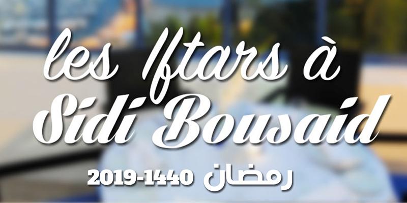 Liste des Iftars à Sidi Bou Saïd