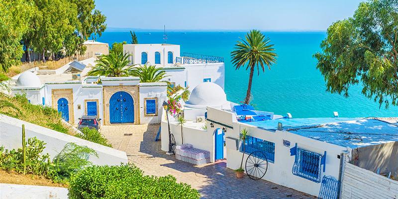 Sidi Bou Saïd parmi les 10 villages les plus instagrammables au monde