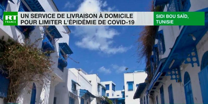 Comment s'organise le très touristique village de Sidi Bou Saïd face au Covid-19 ?