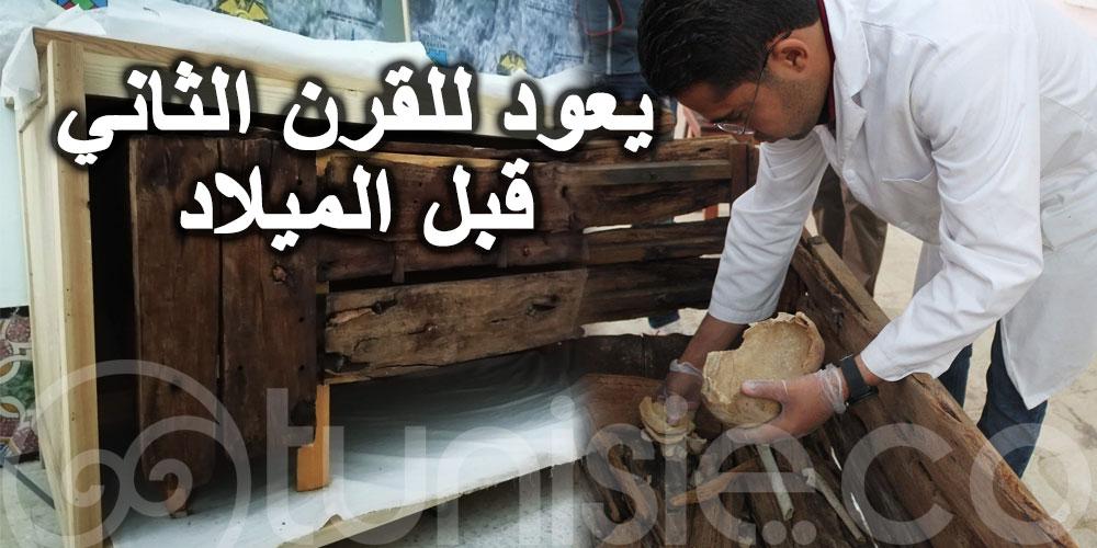 انطلاق أشغال صيانة تابوت خشبي للمتحف الأثري بلمطة