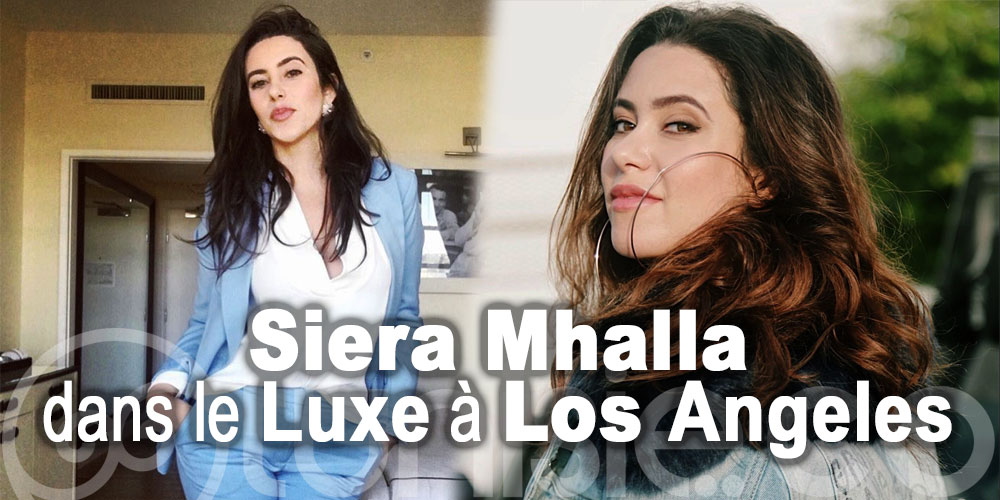 Success story de la tunisienne Sarra Mhalla dans le Luxe à Los Angeles