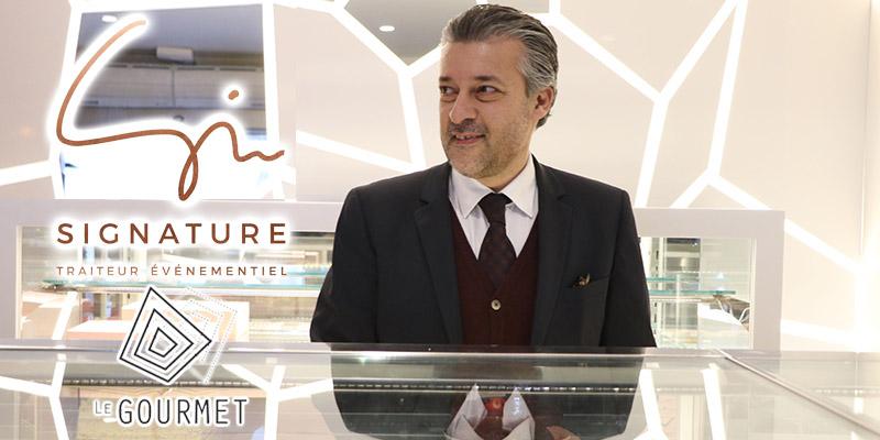 En vidéo : Nébil Sinaoui présente Signature Traiteur Evénementiel et les nouveautés du groupe