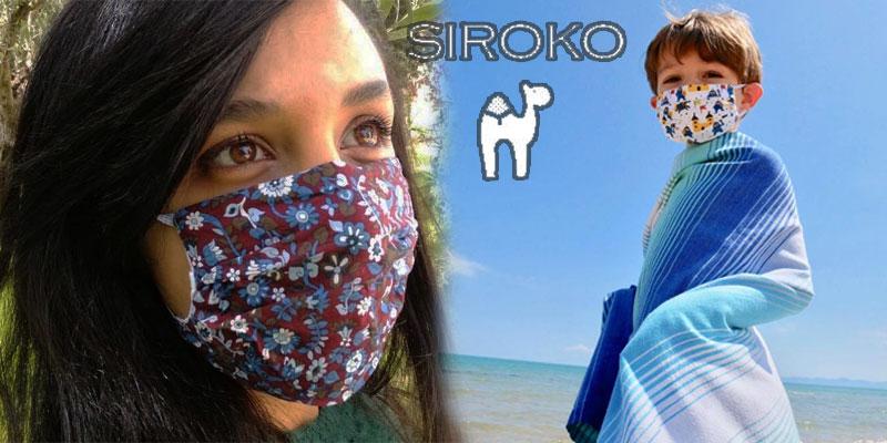 SIROKO crée des masques et offre à tous les commerçants de Gammarth Village