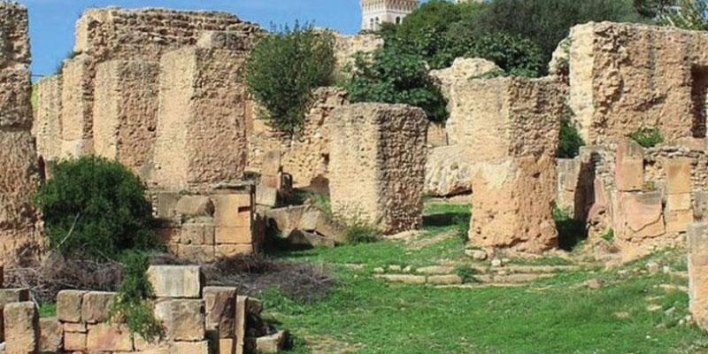 Symposium sur la strategie archeologique et de conservation du site archeologique de carthage