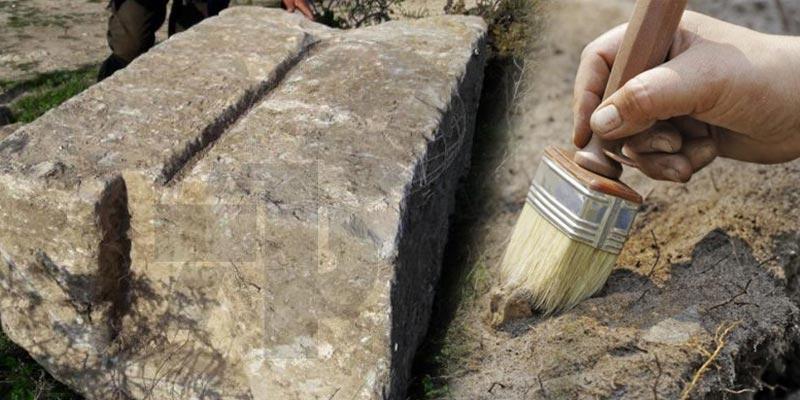 Un site archéologique datant de l'époque romaine découvert à Bizerte