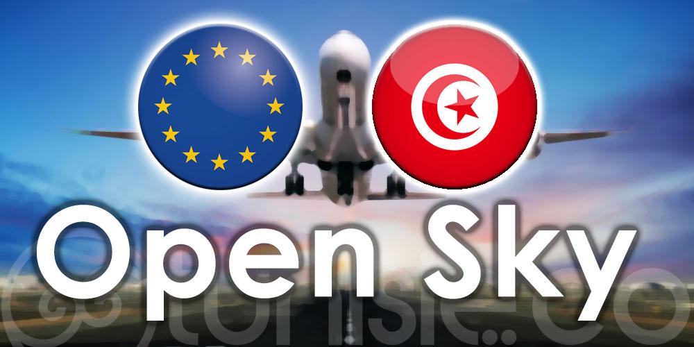 Officiel : Feu vert de l'Union européenne pour l'Open Sky avec la Tunisie