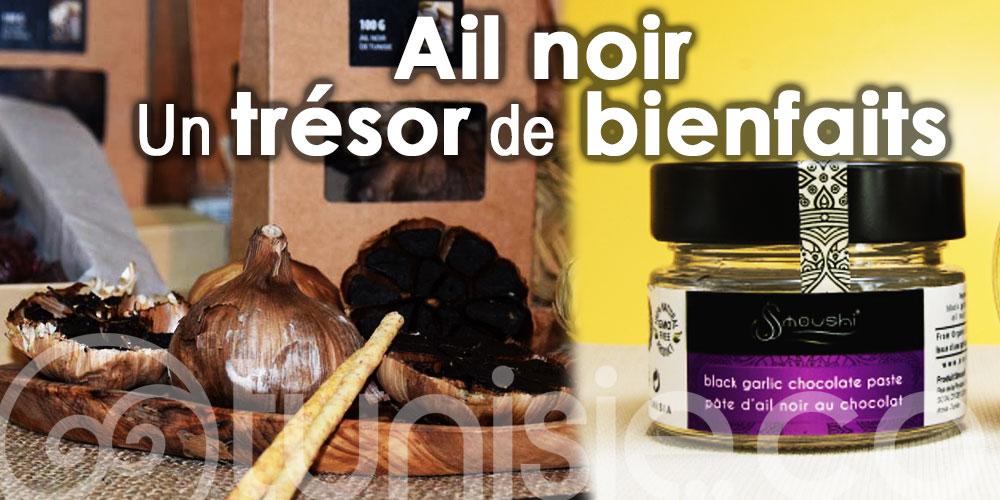 Smoushi : Ail noir un trésor de bienfaits