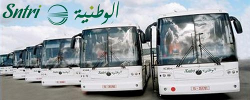 Horaires des bus interurbains : SNTRI