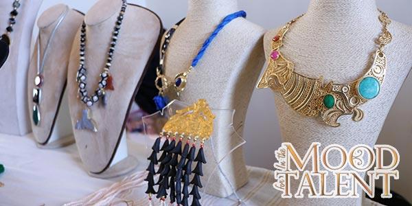 En vidéo : Sofia Bessi présente ses nouvelles créations au Salon Love By Mood Talent