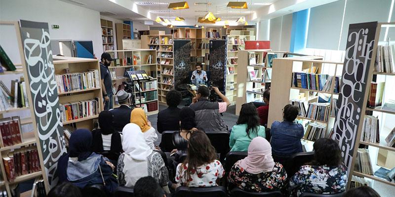 بيت الرواية : لقاء خاص مع الكاتب سفيان رجب - التجربة الأدبية