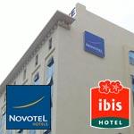 Ouverture d'un IBIS et d'un NOVOTEL à Mohamed 5 le 27 février 2012