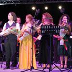 A la Basilique St Cyprien    « El Tornado » et « Chansons de la Méditerranée pour la paix » Une soirée dédiée à l'opéra