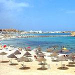 Soleil et Déshydratation en Tunisie