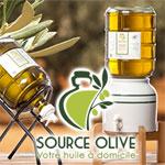 Source Olive, nouveau spécialiste de la livraison d'huile d'olive en bonbonne