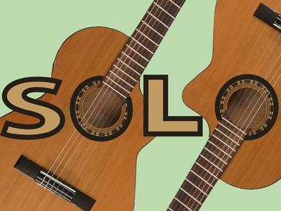 SOLO QUIERO CAMINAR : Concert de guitare par Adnen Ellouze le 22 mars à l'Agora