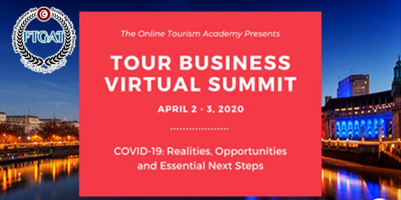 Un sommet virtuel pour les entreprises de voyages et d'activités
