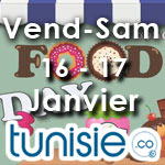 Où sortir les 16 et 17 janvier ? Des idées de bons plans by Tunisie.co