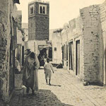 En photos : A quoi ressemblaient les souks de la Médina de Tunis il y'a 100 ans ?