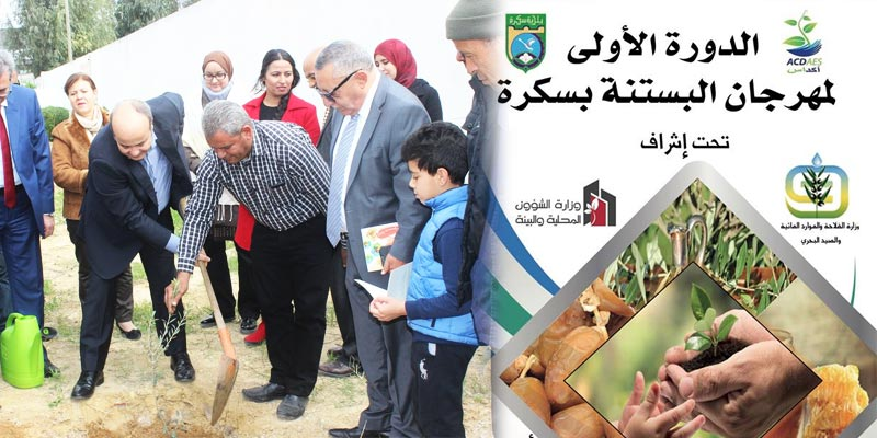 Près de 400 oliviers plantés lors du Festival de l'Horticulture à la Soukra