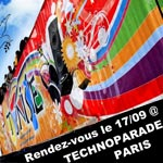TECHNOPARADE de Paris : THE SOUND OF CARTHAGE invité d´honneur le 17 septembre