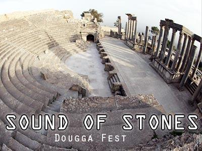 En vidéos : Tous les détails sur Dougga Fest Sound Of Stones les 29 et 30 avril