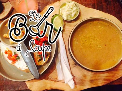 Le Bar à Soupe 'Drink & Buy' ouvre dans sa nouvelle adresse à la Marsa