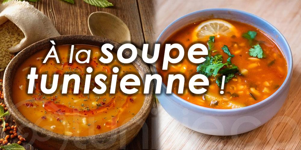 À la soupe tunisienne ! Découvrez notre sélection gourmande