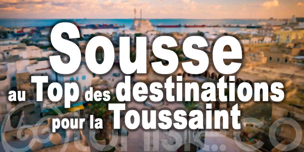 Sousse au Top des destinations pour la Toussaint