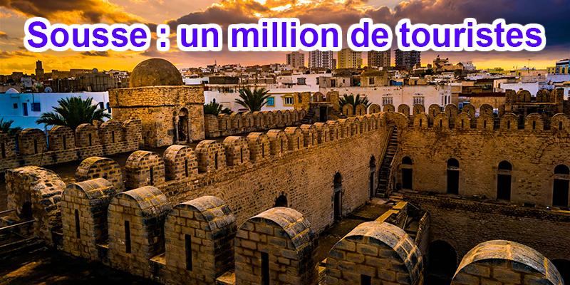 Sousse : la perle du sahel frôle un million de touristes