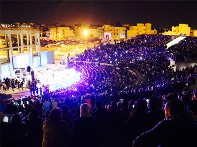 En photos : Inauguration du nouveau théâtre de plein air à Sousse