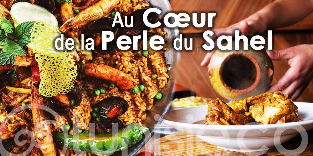 La gastronomie au cœur de la perle du Sahel : Top adresses de restaurants à Sousse