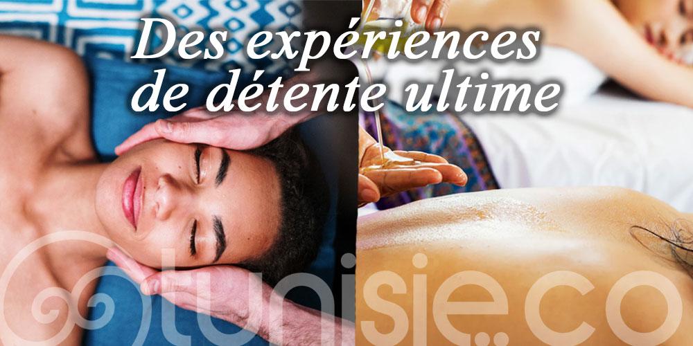 On vous recommande les spas les plus relaxants à Tunis !