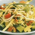 Spaghettis aux fines herbes