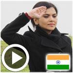 En vidéo : Discours de SE Mme Nagma Mallick à l'occasion du 66è Jour de la République de l'Inde